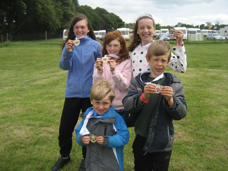 Success at Sledmere House